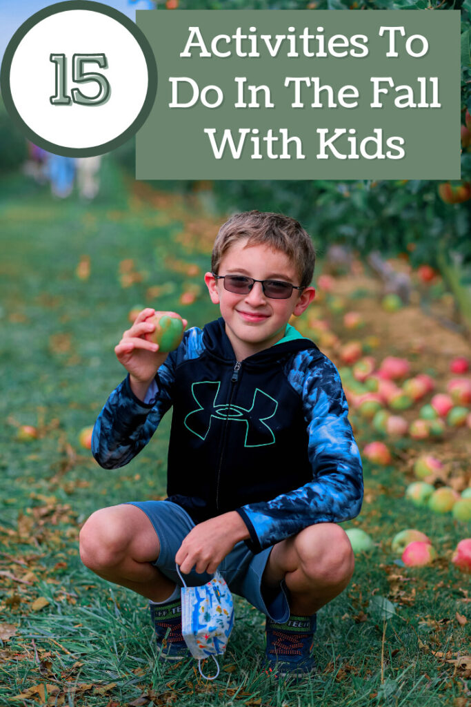 15 activities to do in the fall with kids