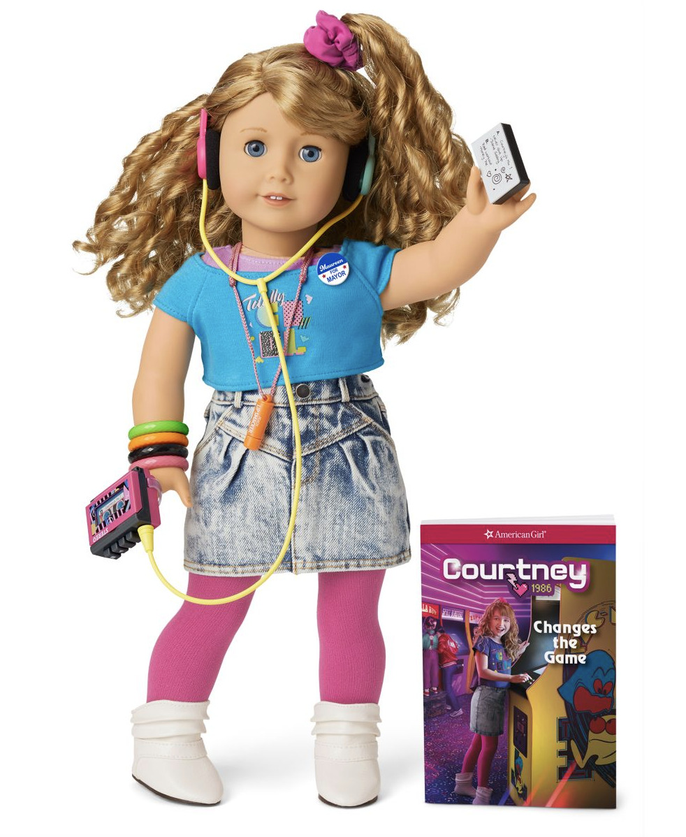 American Girl Doll Courtney Giveaway