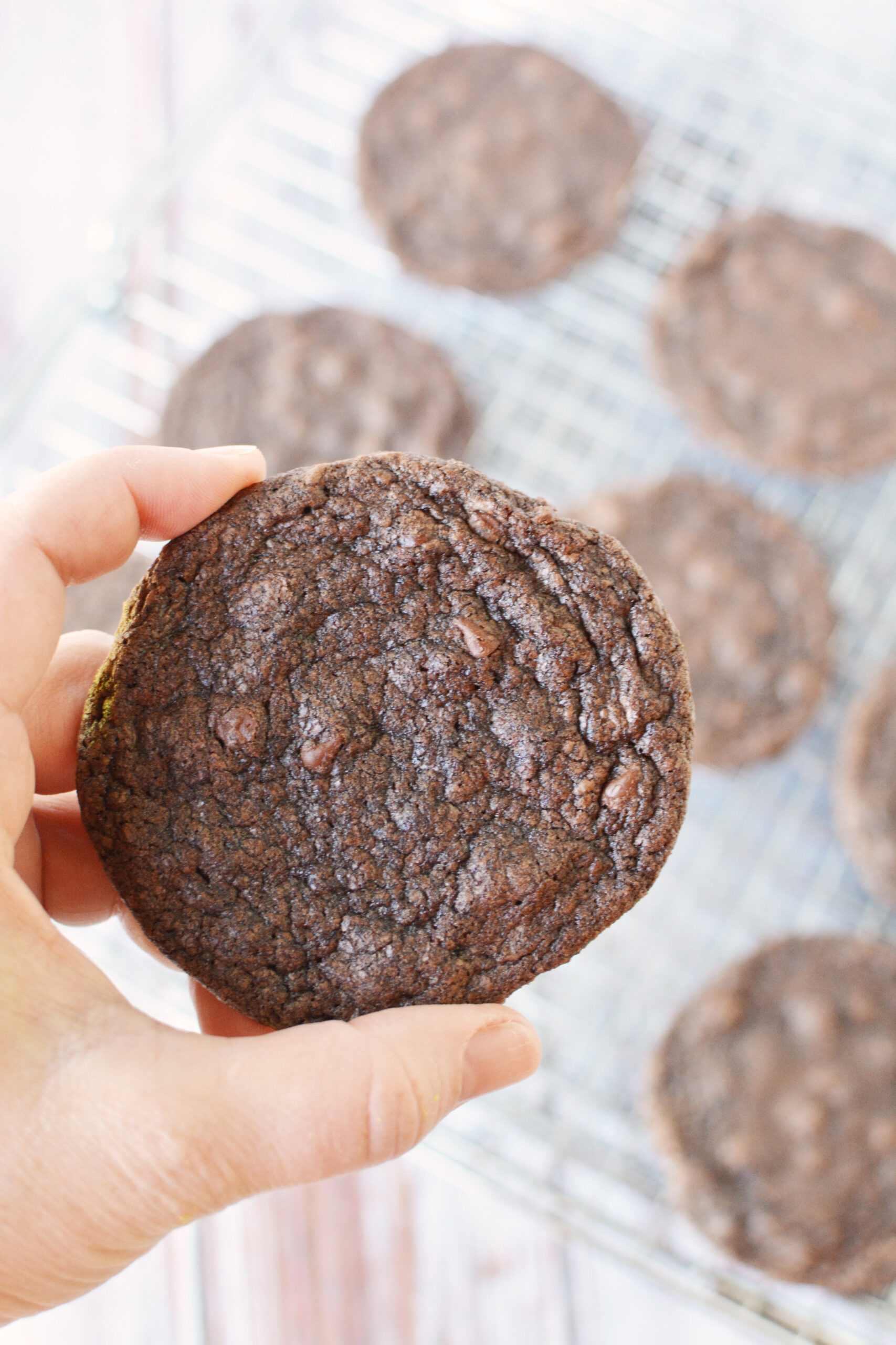 Brownie Mix Cookies recipe