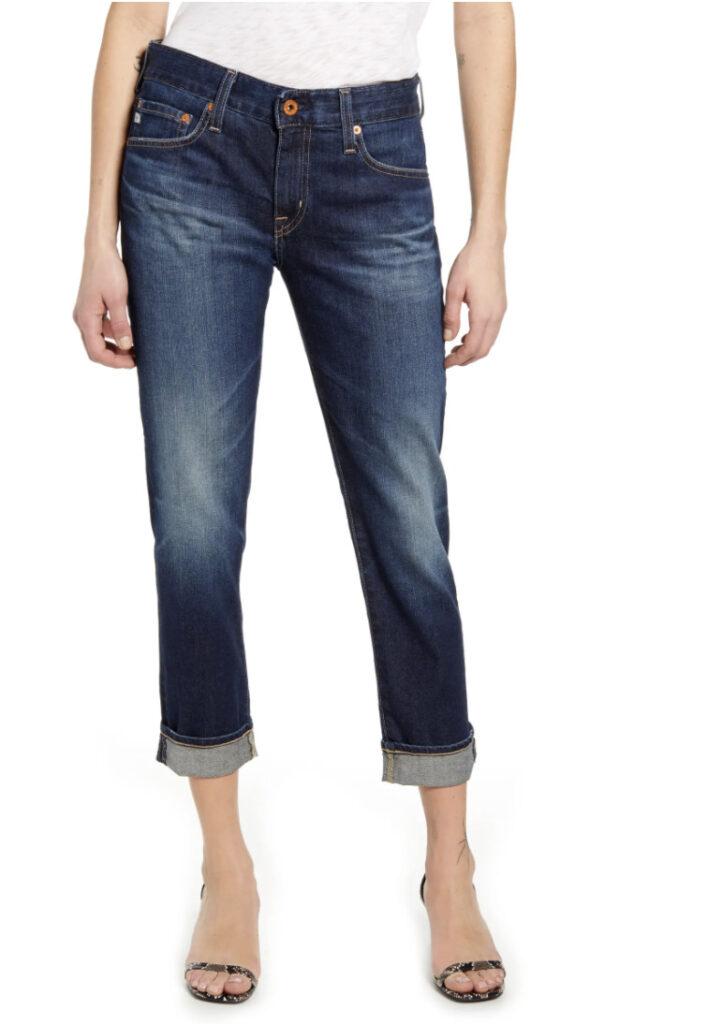 Ex-Boyfriend Relaxed Slim Jeans