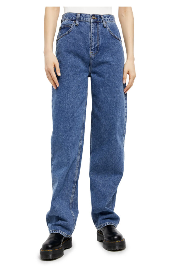 High Waist Modern BF Jeans