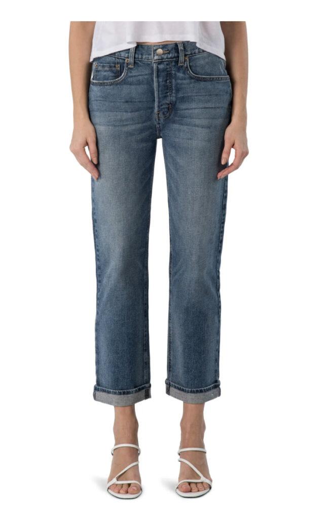 Highland Crop Nordstrom Boyfriend Jeans