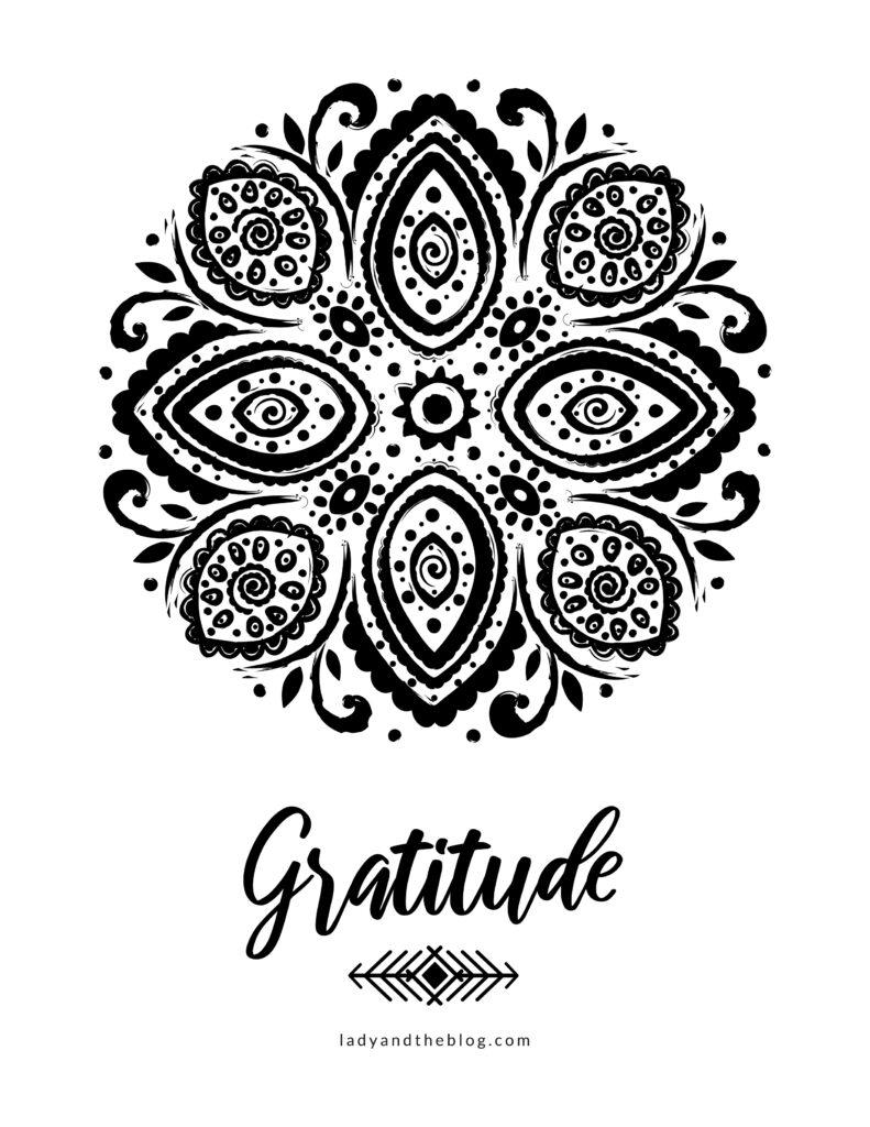 Sun Gratitude Journal