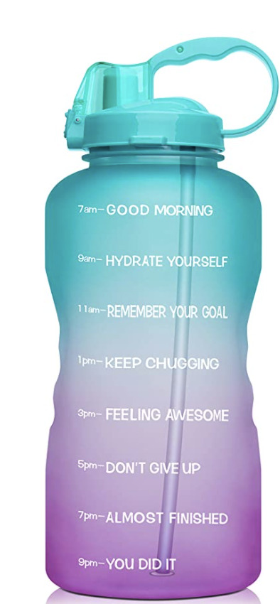 drink water to hydrate