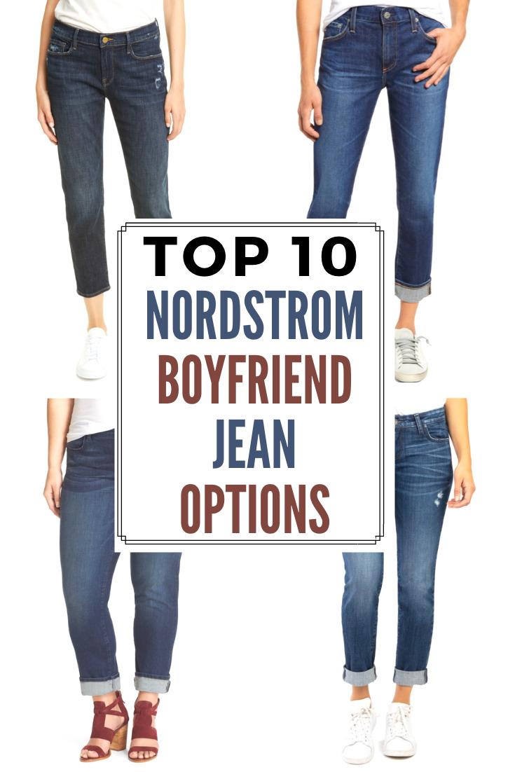 nordstrom boyfriend jeans