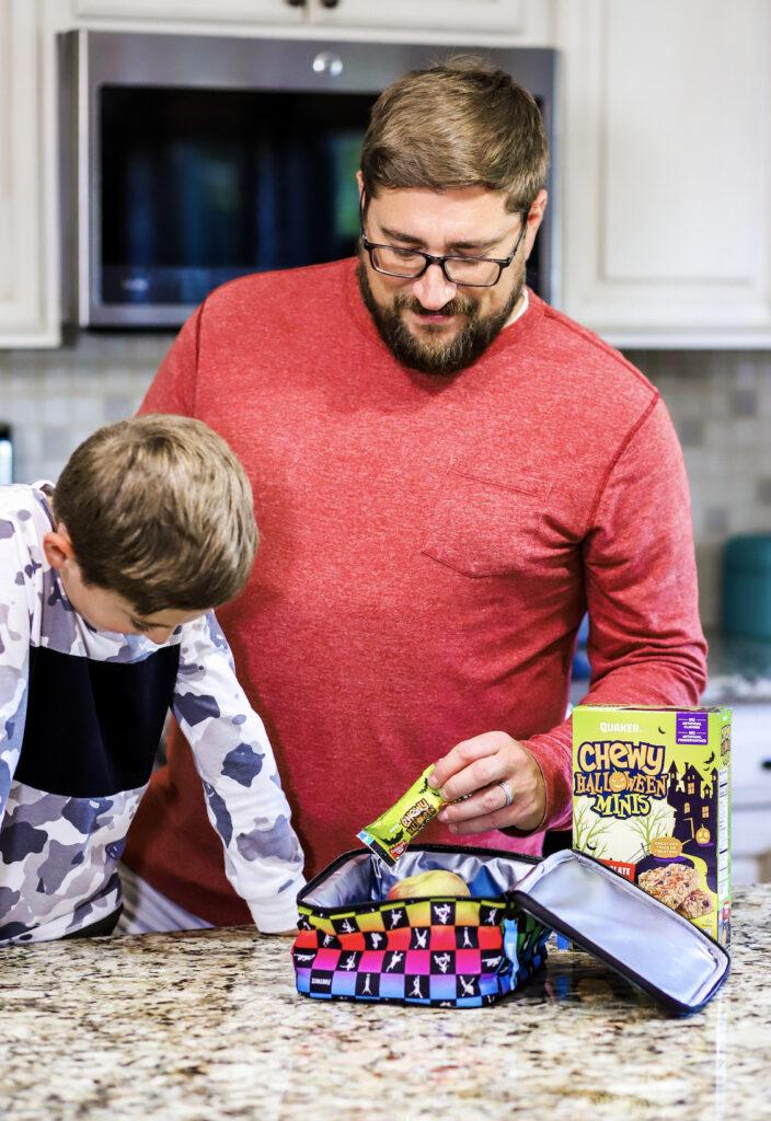 spooky snacks for kids