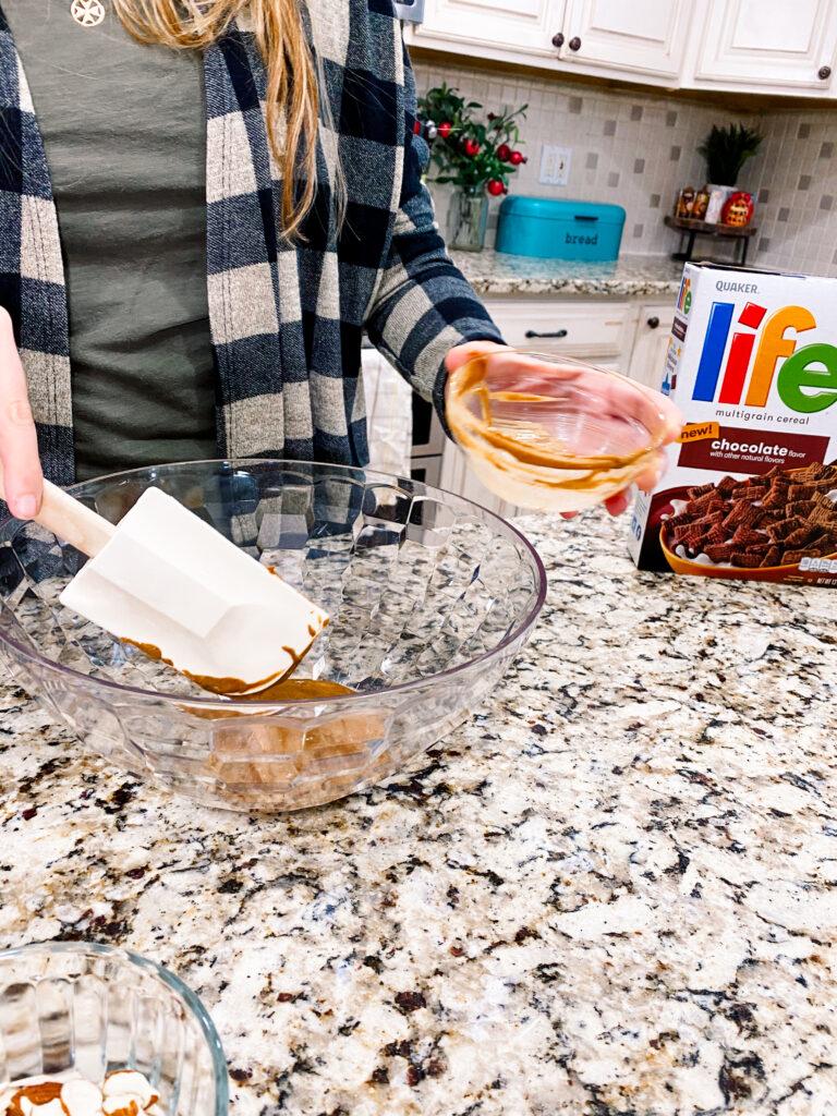 almond butter bites no bake