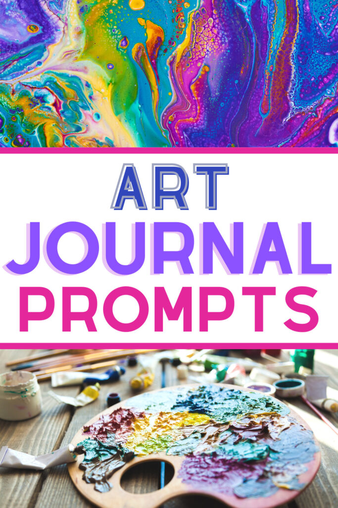 art journal prompts