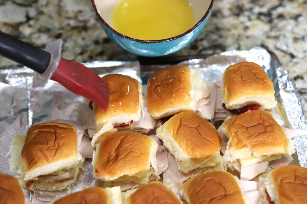 buttered sliders