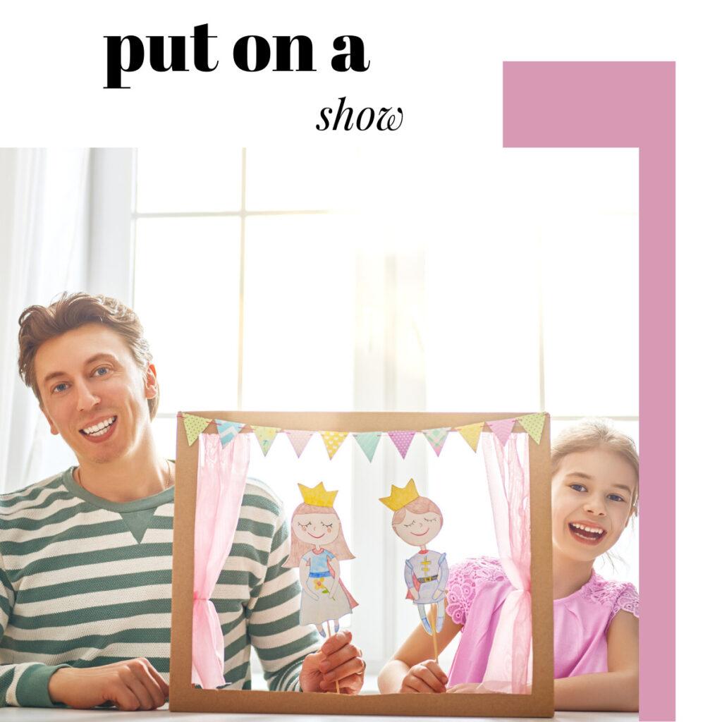 father daughter date idea