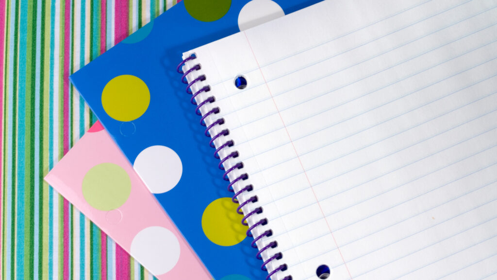 get organized after school