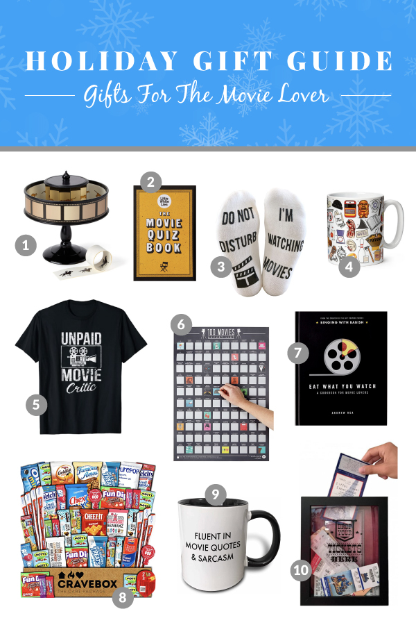 gifts for movie fans
