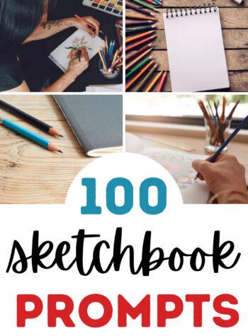 sketchbook prompts