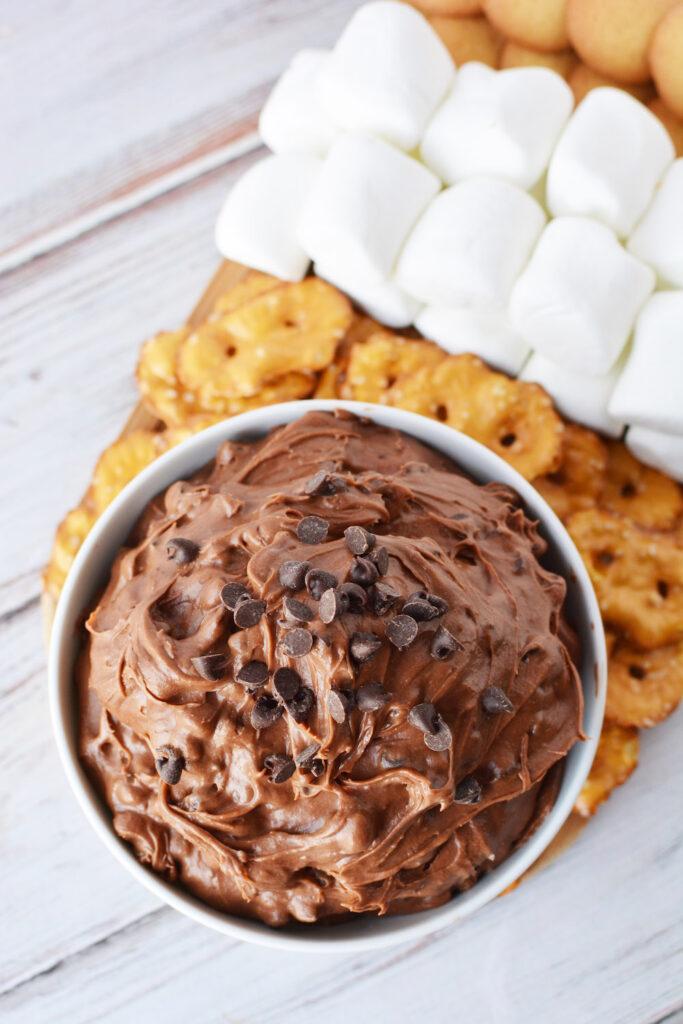 brownie dip