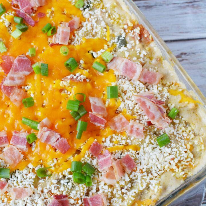 crack chicken casserole recipe
