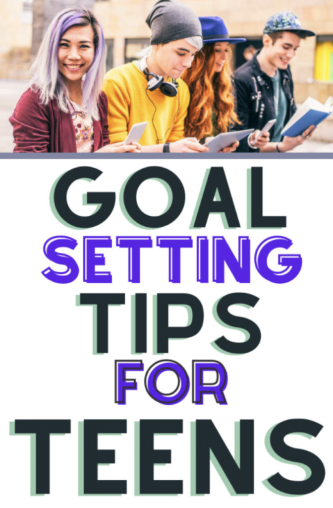 goal setting for teens