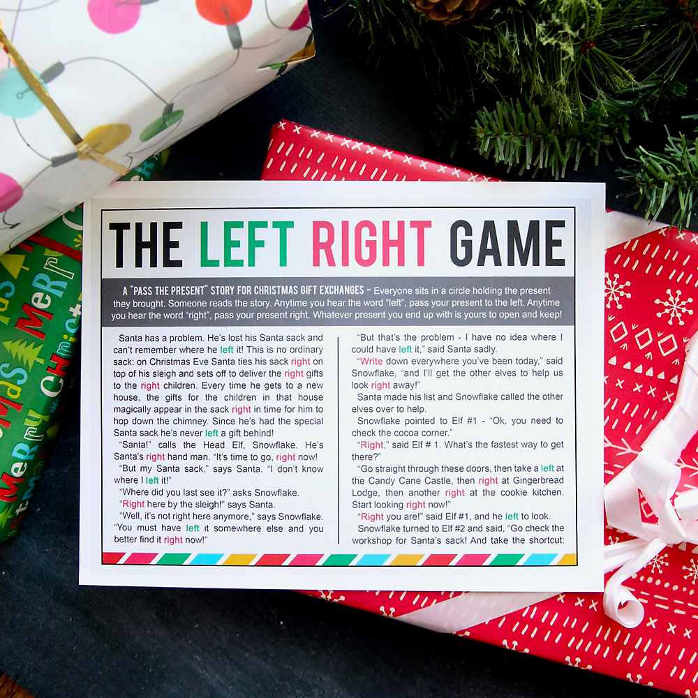 25 Festive Christmas Party Games To Play With The Family