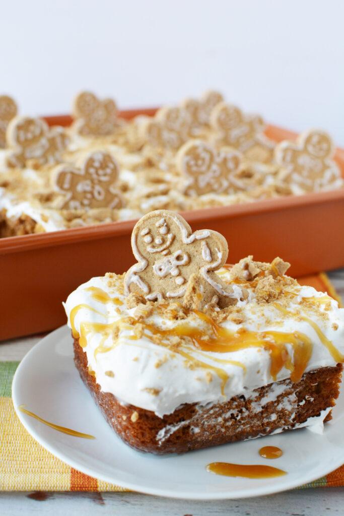 poke cake for christmas