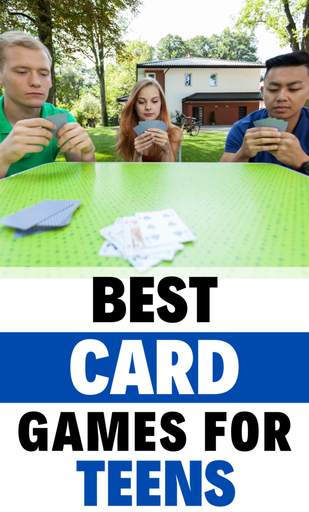 Card Games For Teens