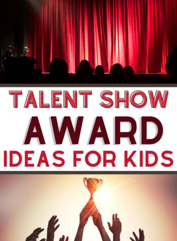 Talent Show Prizes