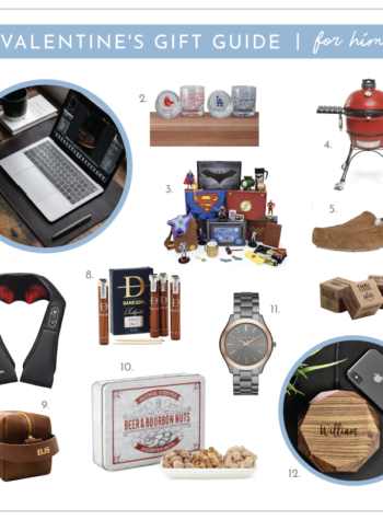 Valentine's Day Gift Guide him and her