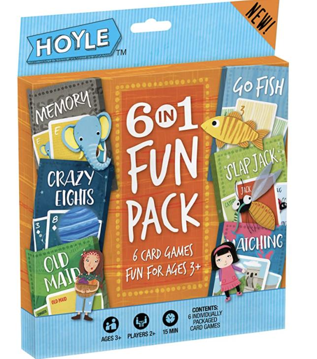 card game packs