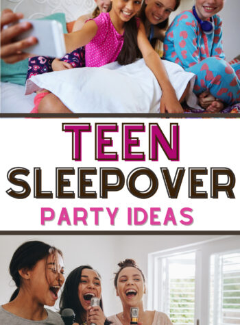 Sleepover Ideas For Teens