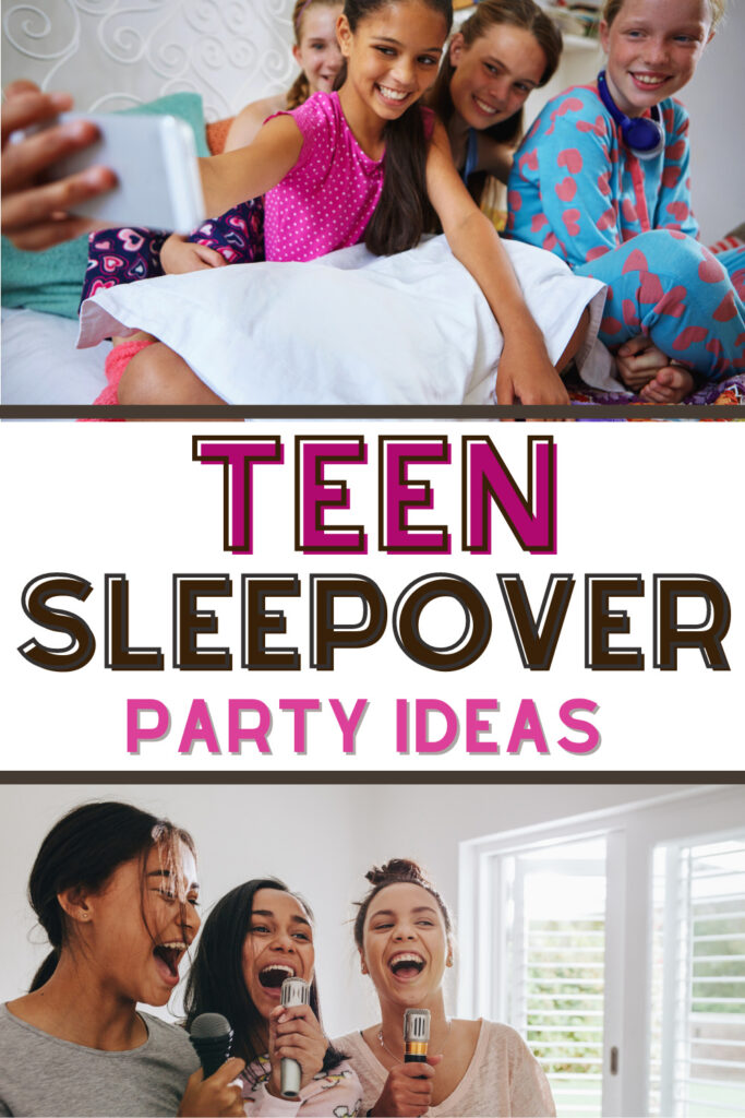 Sleepover Ideas For Teens