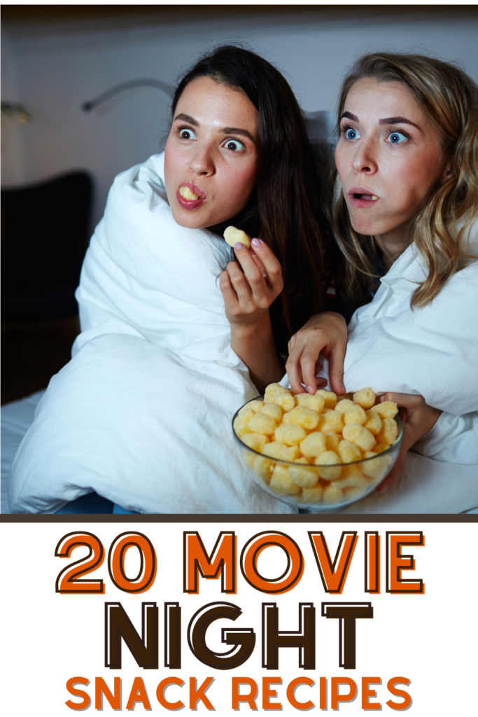 best movie snacks