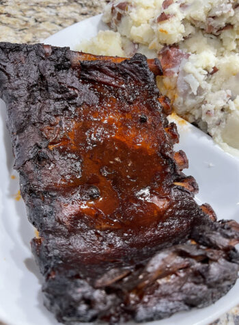 Pork Ribs In The Slow Cooker Recipe
