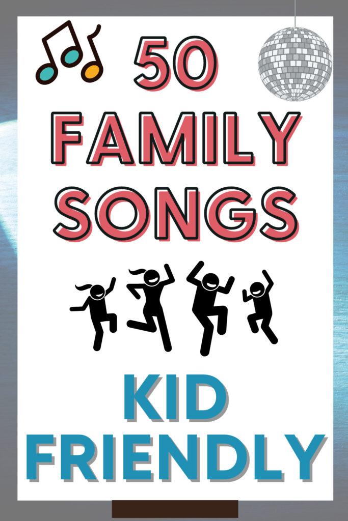 Family Dance Songs