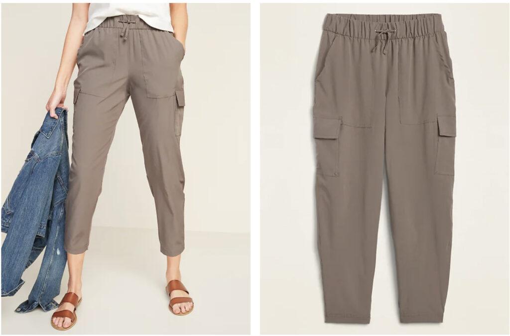 chic jogger pants