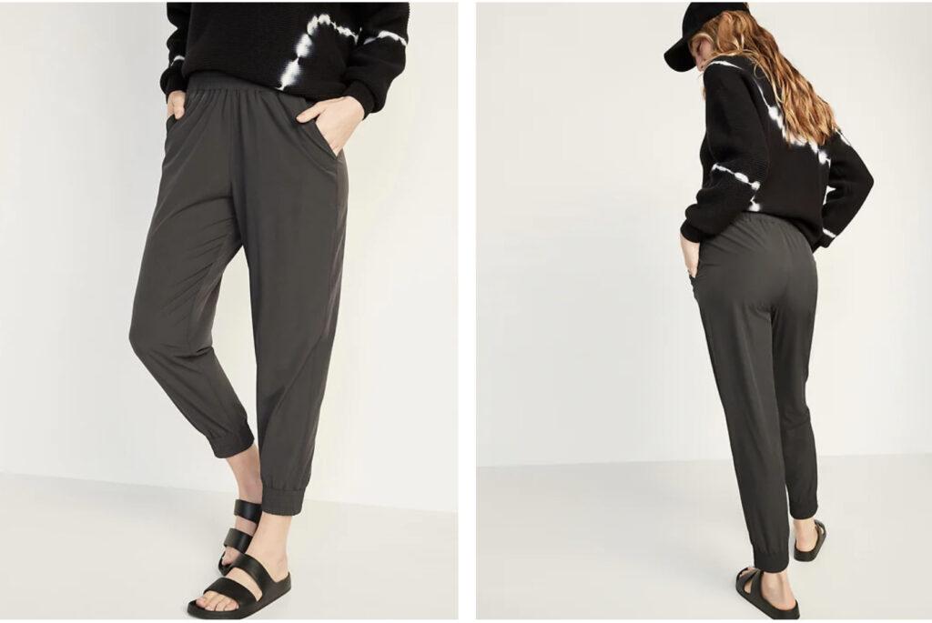 fashionable jogger pants for women