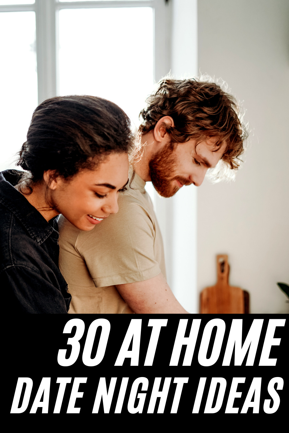 stay at home couple ideas