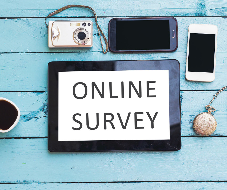 take online surveys