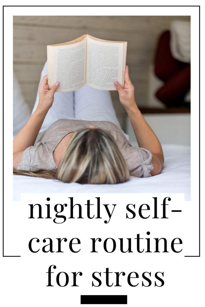 Self Care Night Routine