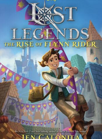 flynn rider book
