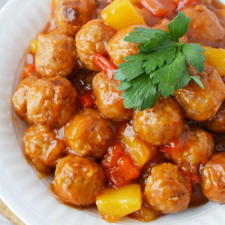 frozen meatballs instant pot