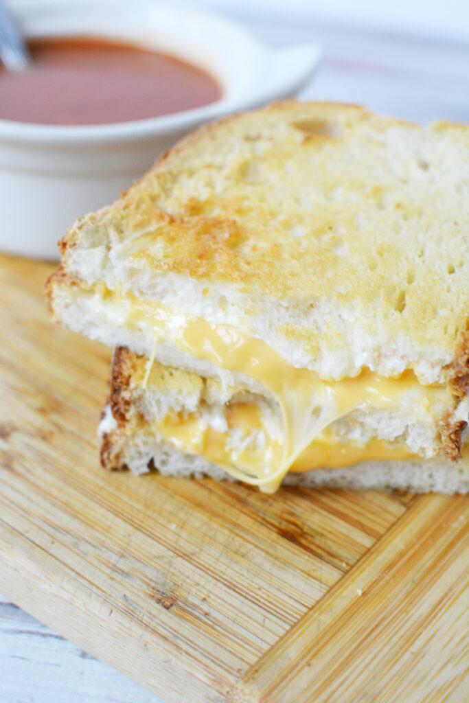air fryer sandwich